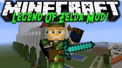 Legend of Zelda Mod 1 10 2/1 7 10/1 7 2 minecraft mods 1 10 2