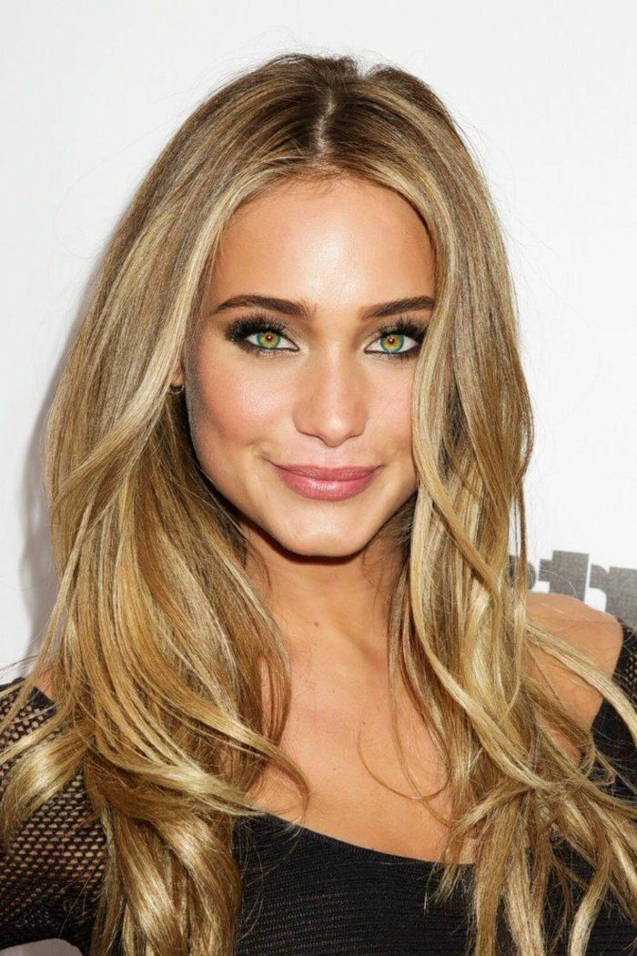 26 Balayage Blonde Hair Color