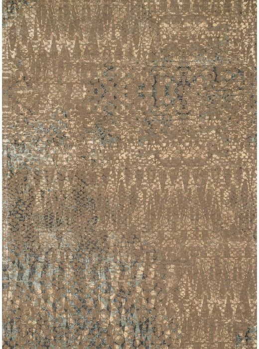 This Journey Stone Blue Collection Rug Jo 03 Is