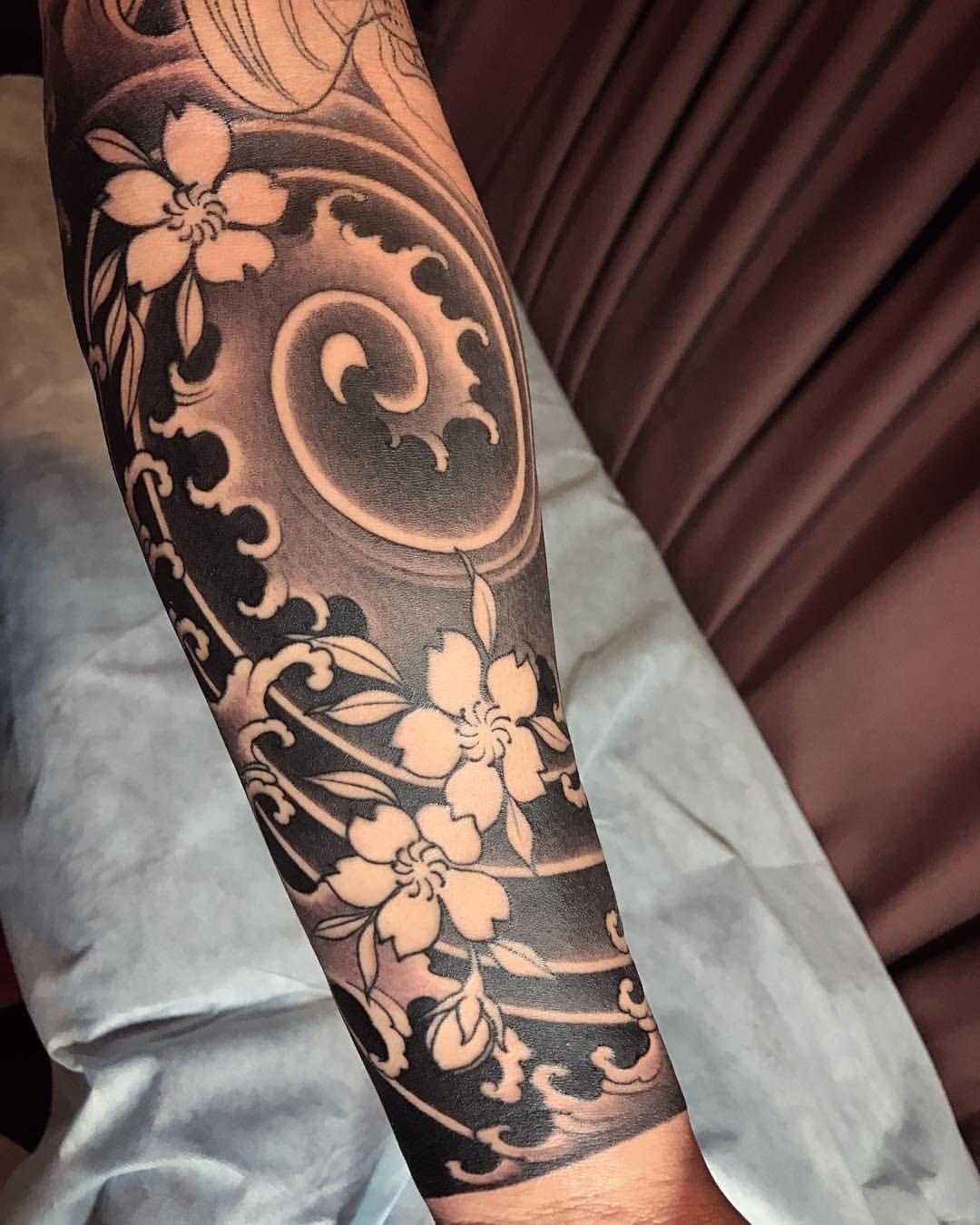 Diau Bo Taiwan Maoritattoosband Tatuajes Japoneses Disenos De Tatuaje Japones Tatuajes Japoneses Brazo