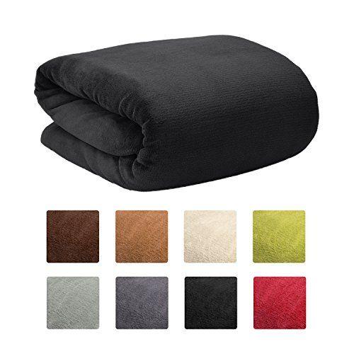 amazon fr couvre lit Beautissu® Couverture polaire Couvre Lit Aurelia 150 x 20 https  amazon fr couvre lit