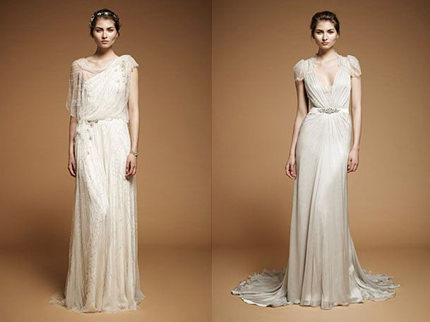 Vintage Wedding Dresses Jenny Packham: Wedding Dresses, Art