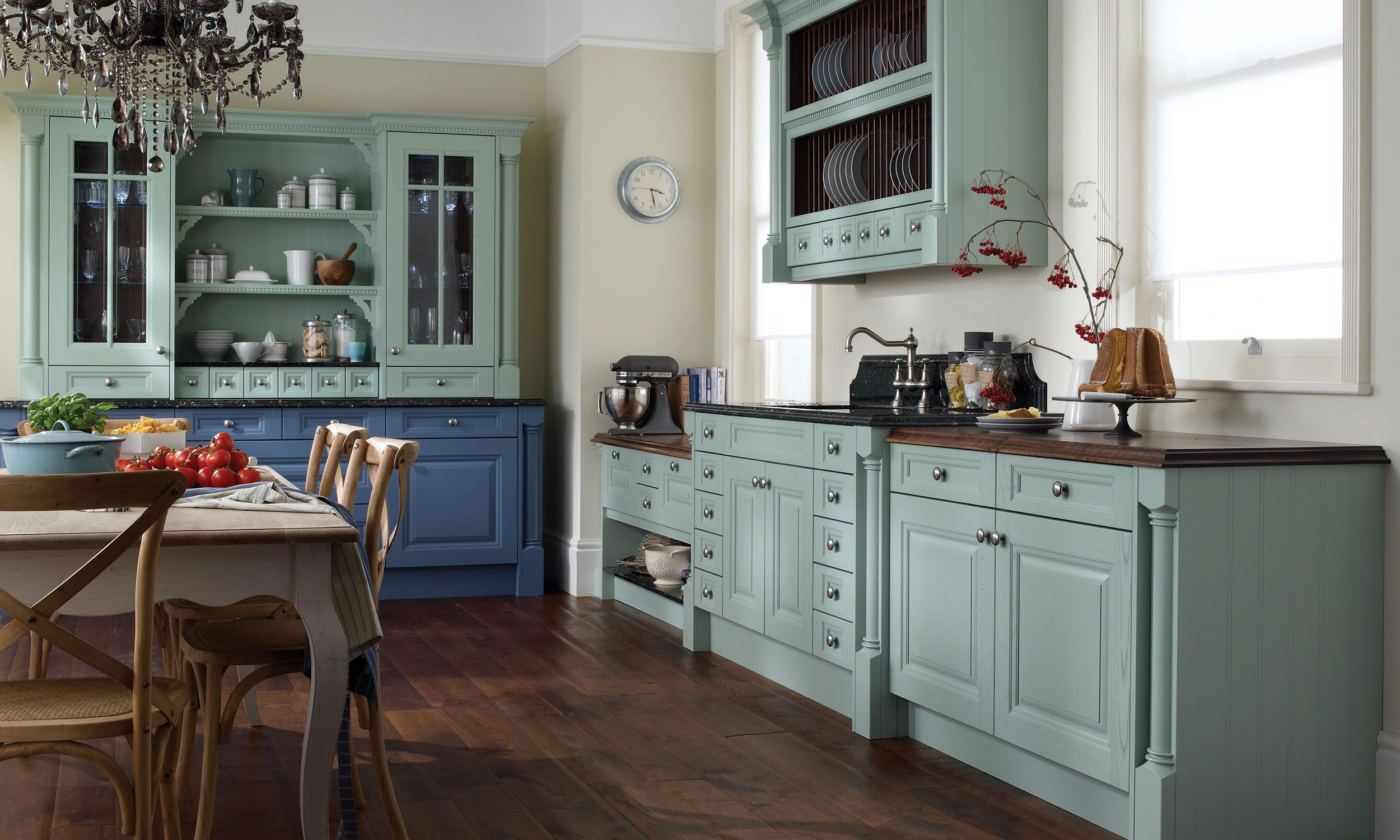 Cornell Blue kitchen designs, Kitchen colors