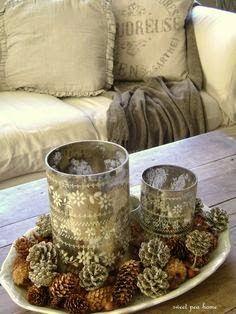 ΧΡΙΣΤΟΥΓΕΝΝΙΑΤΙΚΕΣ ΚΑΤΑΣΚΕΥΕΣ: Φαναράκια-κηροπήγια από ΚΟΝΣΕΡΒΟΚΟΥΤΙΑ   ΣΟΥΛΟΥΠΩΣΕ ΤΟ