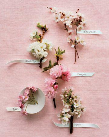 Wedding Themes Martha Stewart Weddings Cherry Blossom Wedding Cherry Blossom Festival Cherry Blossom