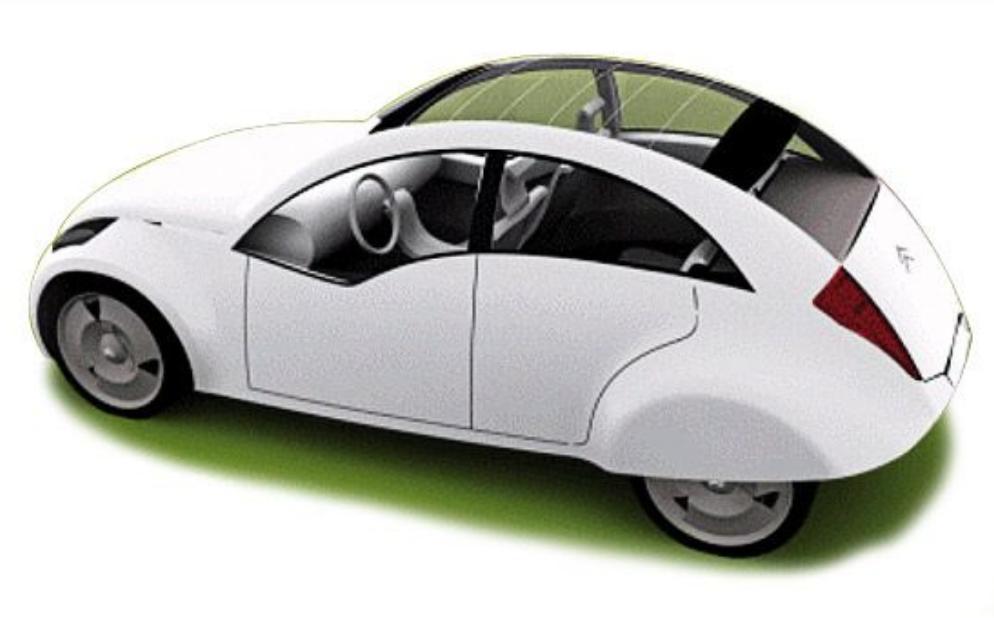 2014 Citroen 2cv Concept Retro Cars Citroen 2cv Super Cars