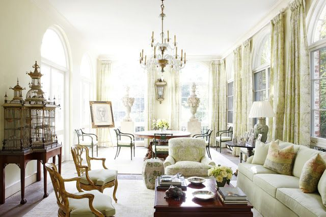 The Glam Pad Living Rooms Pinterest House beautiful, Living