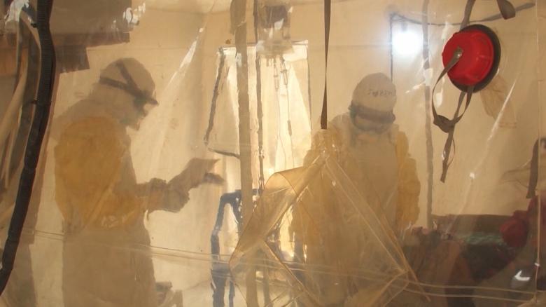 Ebola outbreak in Congo is a public health emergency of