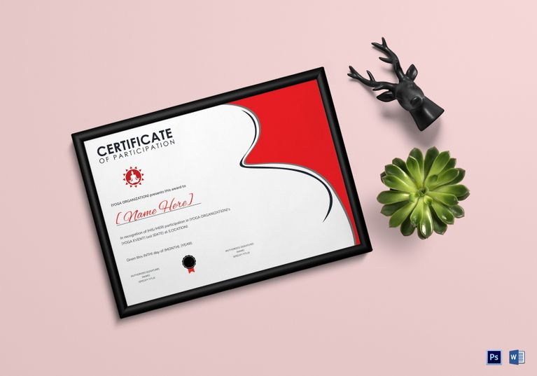 Yoga award certificate template 999 formats included ms word yoga award certificate template 999 formats included ms word photoshop file size 1169 yelopaper Gallery