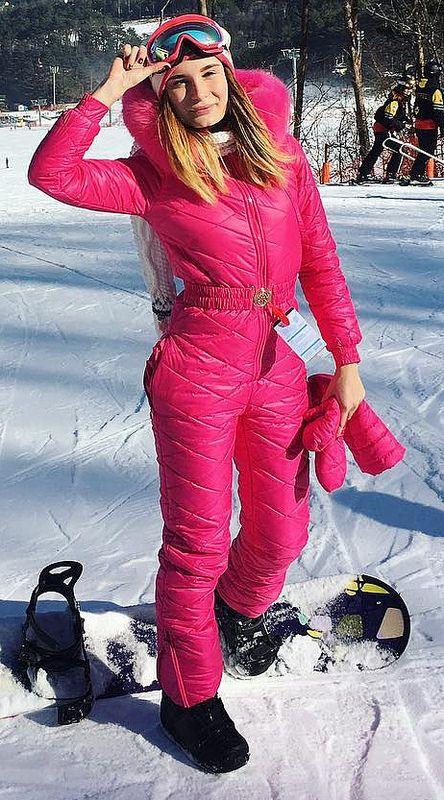 pink | skisuit guy | Flickr