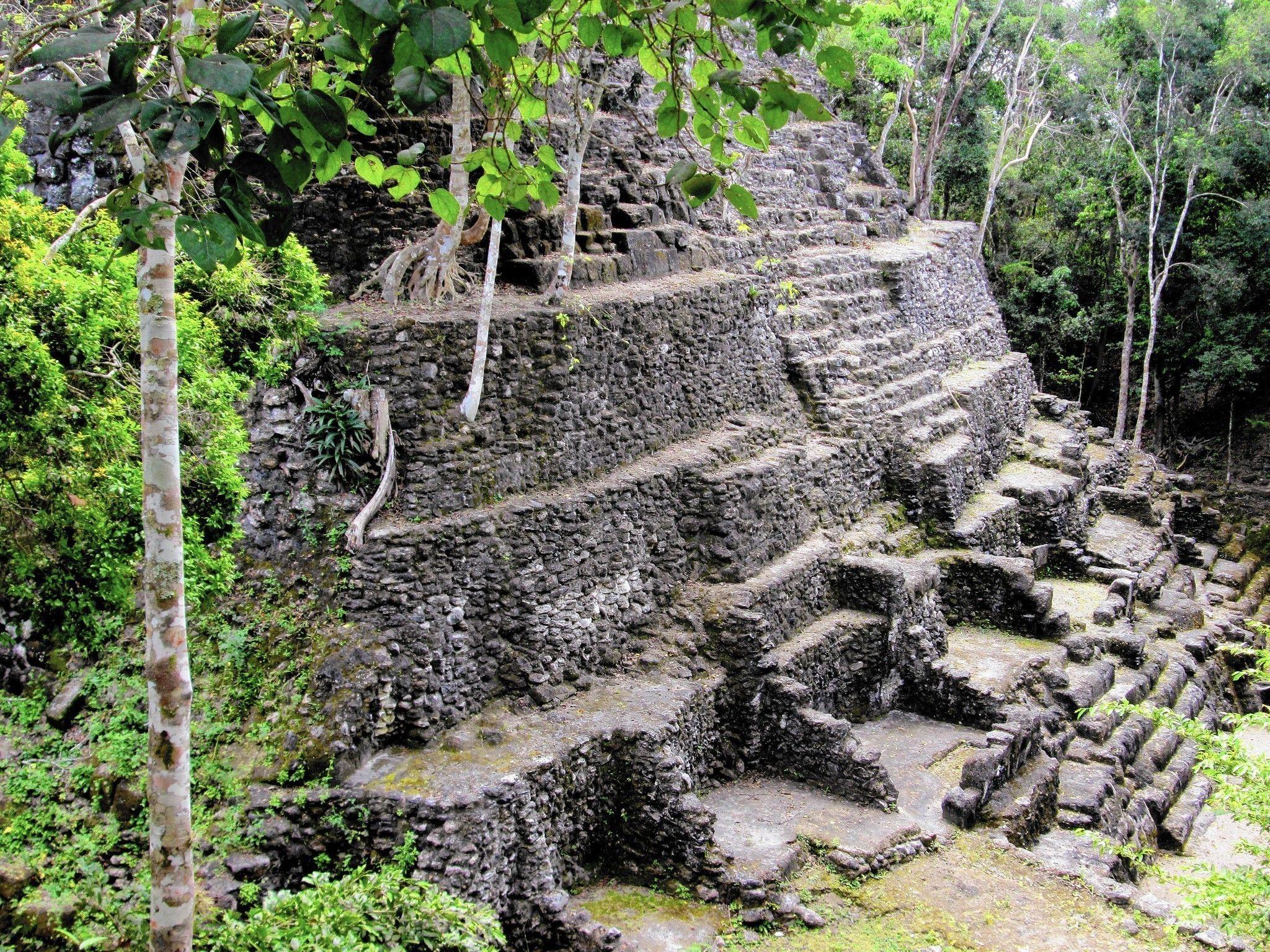 El Mirador's Maya marvels await discovery in the Guatemalan jungle