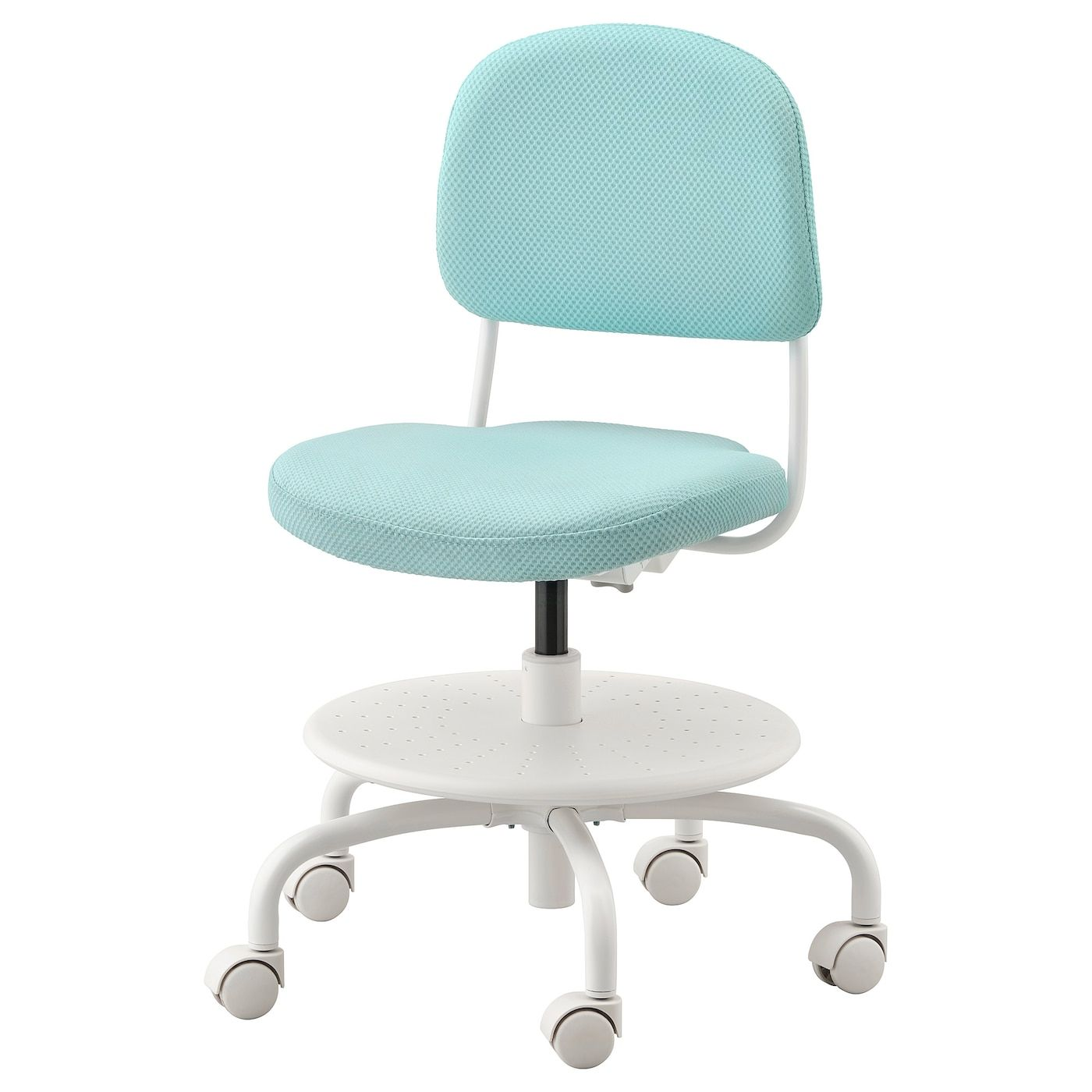 Ikea Vimund Child S Desk Chair Light Turquoise