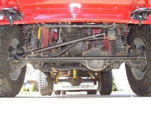Jeep Steering Upgrade 1 Ton Under The Knuckle Utk Jeep Xj