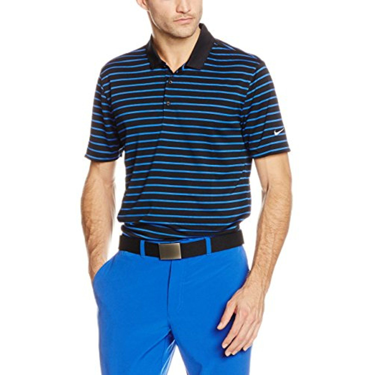 6ebbab70 Dallas Cowboys Nike Golf Icon Stripe Polo >>> Click on the image for  additional details. (This is an affiliate link) #Clothing