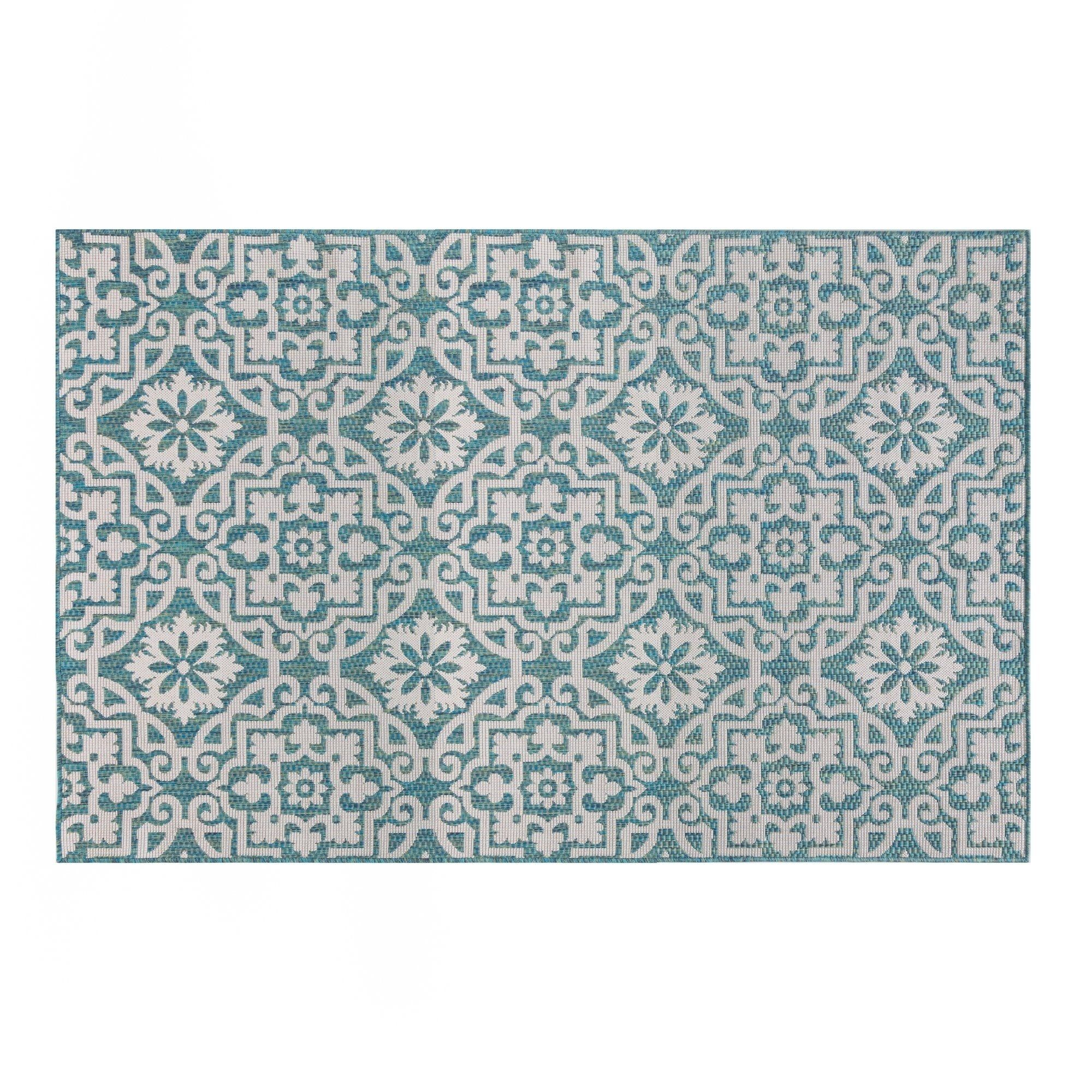 Madeleine Home Leah Indoor Outdoor Area Rug Products