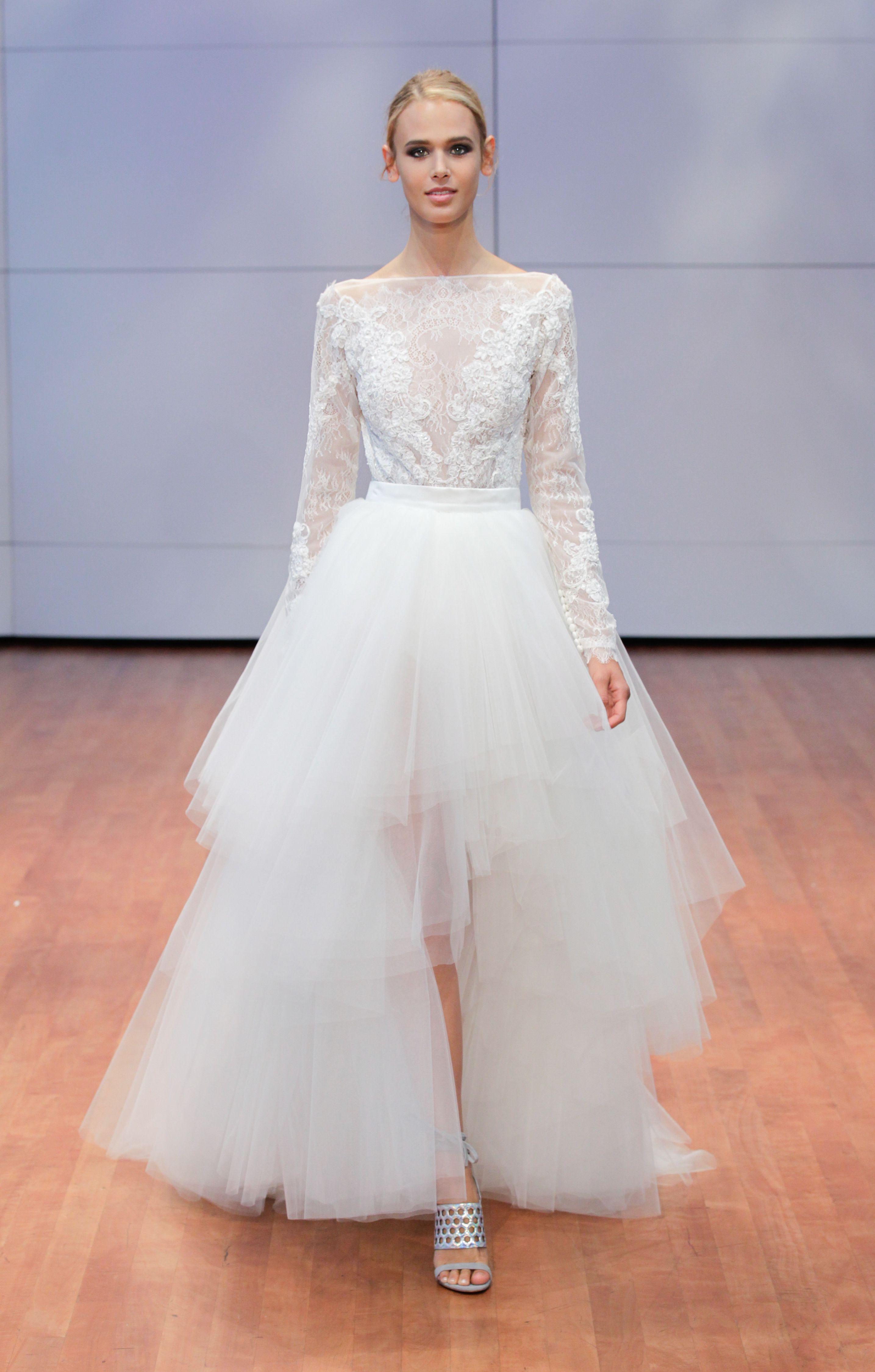 Untraditional wedding dresses  Lis  Alyne Fall  DimitrasBridal rivini ritavinieris