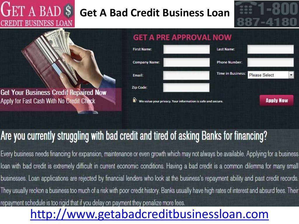 Bad Credit Personal Loan 16261018 By Bad Credit Business Loans Via Slideshare Bad Credit Personal Loans Loans For Bad Credit Business Loans