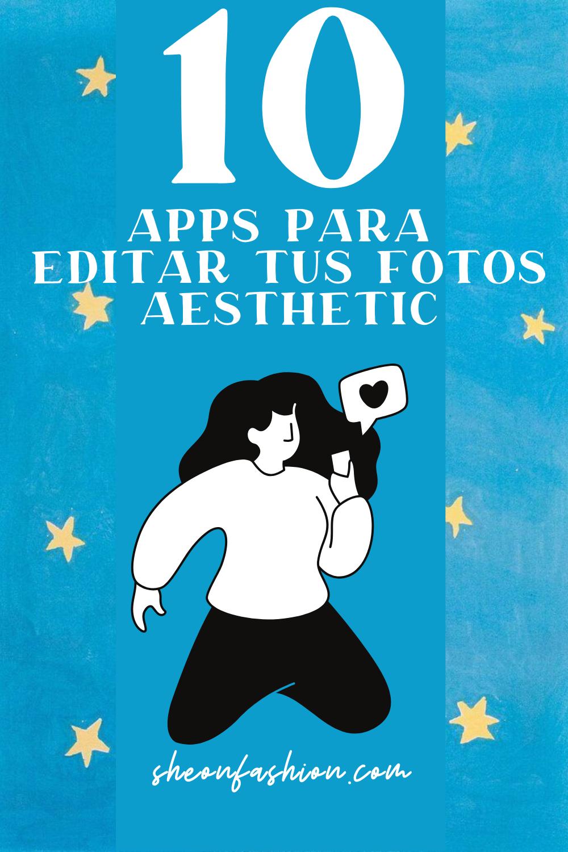10 Apps Para Editar Tus Fotos Aesthetic Apps Redes Sociales Estados De Instagram