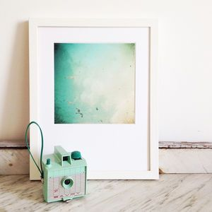Glide Photographic Print by Cassia Beck Photography £11