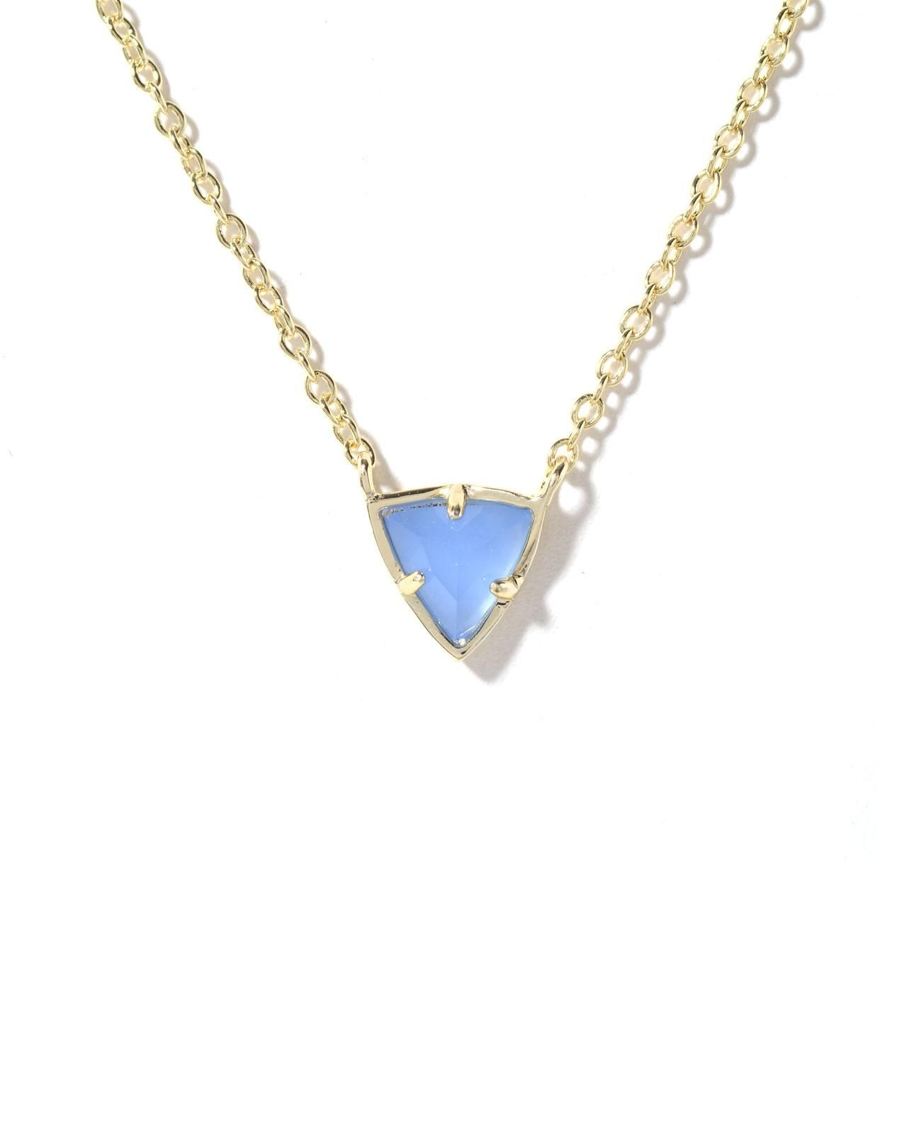 113efefa32d50 Kendra Scott Perry Triangle Pendant Necklace | South Moon Under ...