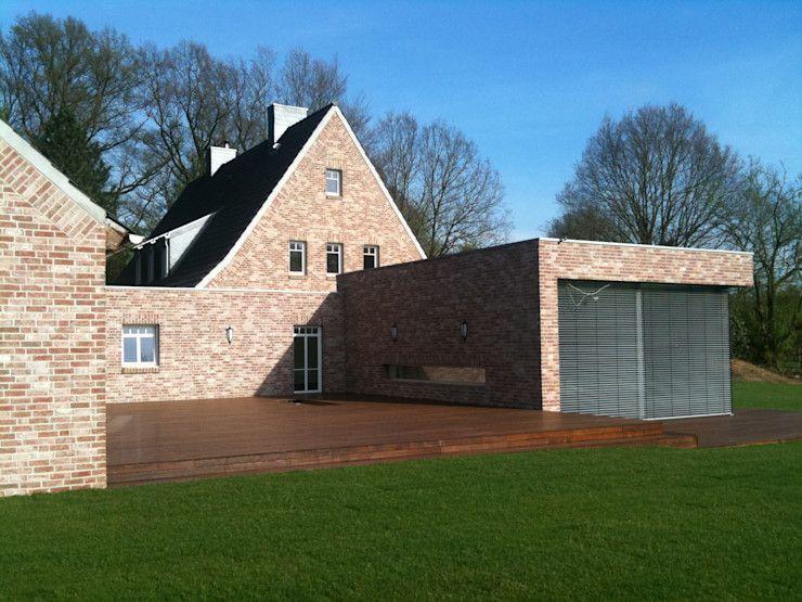 Revitalisierung Haus K Viersen Homify In 2020 Architekt Haus Projekte Haus
