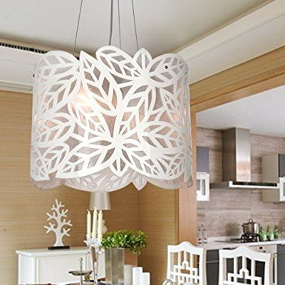 Ferro, lampadari di cristallo, la vita moderna, sala da pranzo ...
