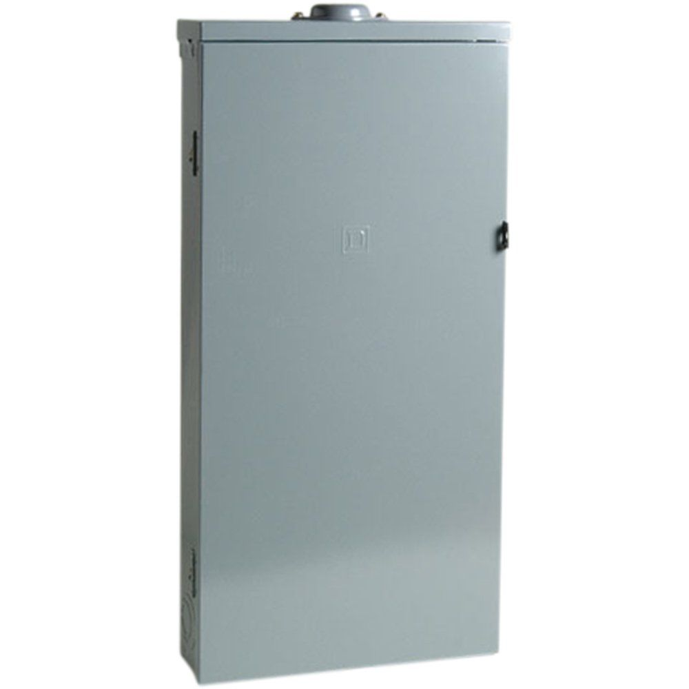 Square D By Schneider Electric Qo Plugon Neutral 200 Amp Main Breaker 30space 30circuit Outdoor Load Center Locker Storage Tall Cabinet Storage Renovations