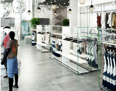 """Check out new work on my @Behance portfolio: """"Fashion Boutique Design In Dubai"""" http://be.net/gallery/43196705/Fashion-Boutique-Design-In-Dubai"""