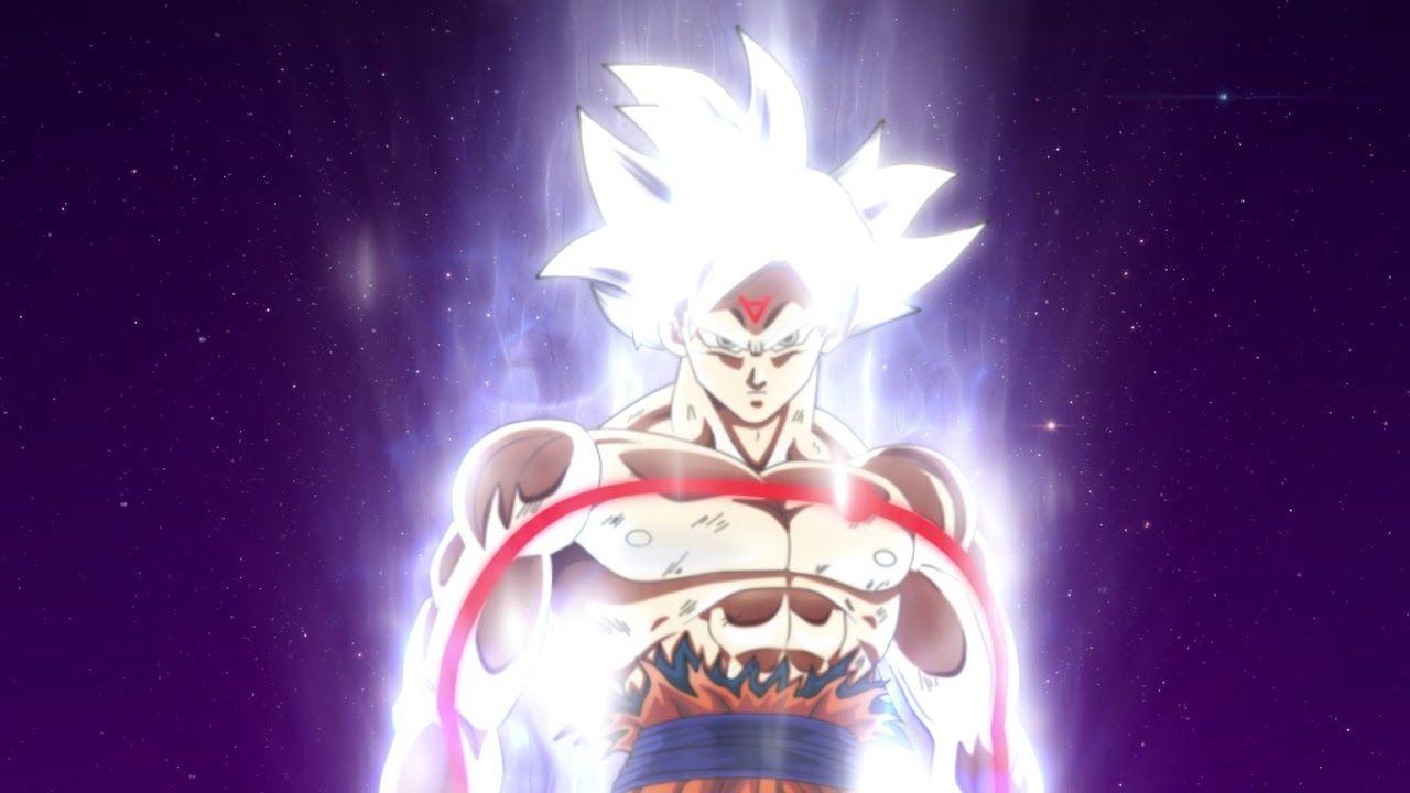 Goku Ultra Instinto God Anime Dragon Ball Super Dragon Ball Goku Anime Dragon Ball