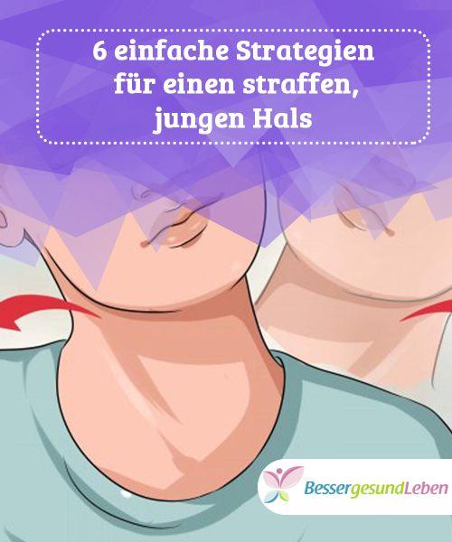 6 einfache Strategien für einen straffen, jungen Hals #naturaleyebrows