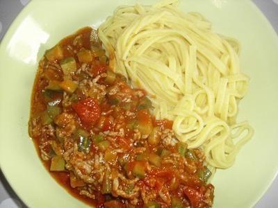 Photo of Zucchini-Hackfleisch-Pfanne – Rezept mit Bild