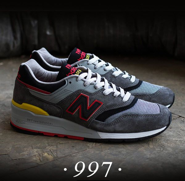 New Balance 'Connoisseur Authors Collection' 997 | for my