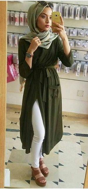 Pinterest: sallyXO | Muslim fashion, Islamic clothing, Fashion