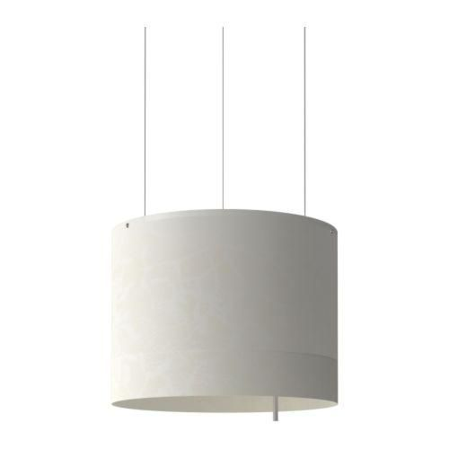 Another Extractor Hood Pretending To Be A Lampshade This Time From Ikea Business In The