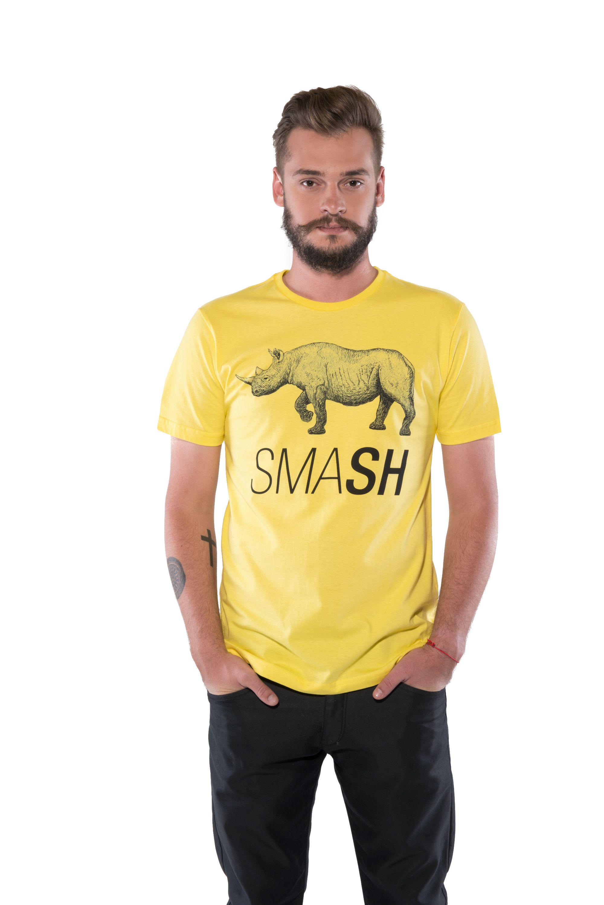 camiseta Smash