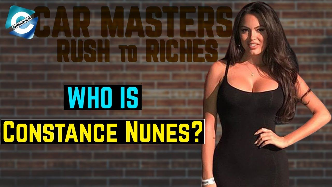 Who is Gotham Garage Star Constance Nunes? Car Masters