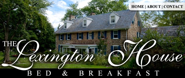 The Lexington House New Hope Pa With Images Lexington Home Bed And Breakfast