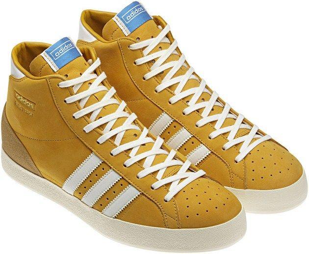 Adidas Originals Mustard Pack Jesien Zima 2012 Adidas Adidas Originals Adidas Sneakers