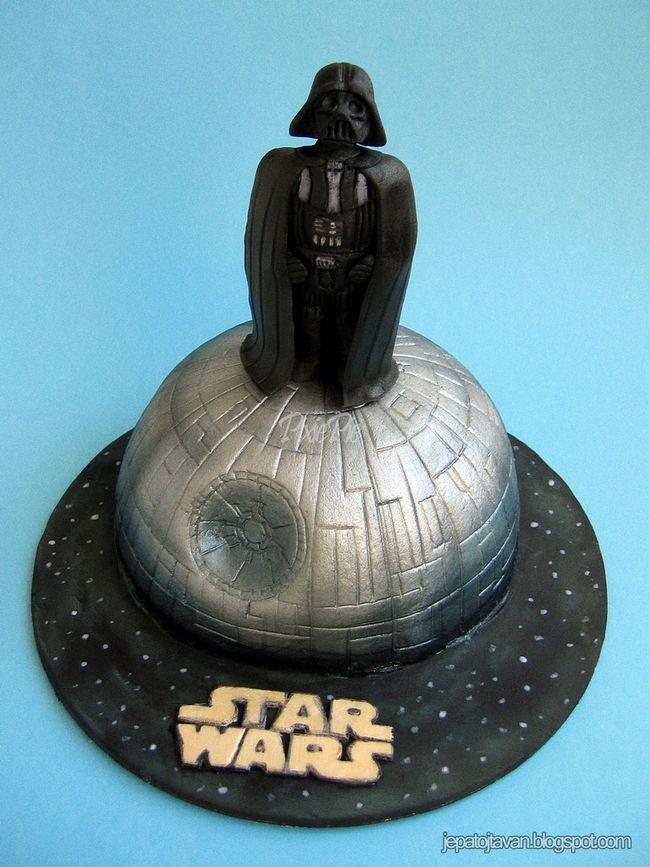 Cool Star Wars Cake