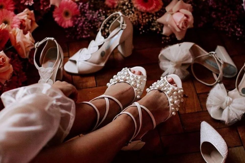 Where To Buy Wedding Shoes In 2021 Wedding Shoes Silver Wedding Shoes Shoe Inspiration
