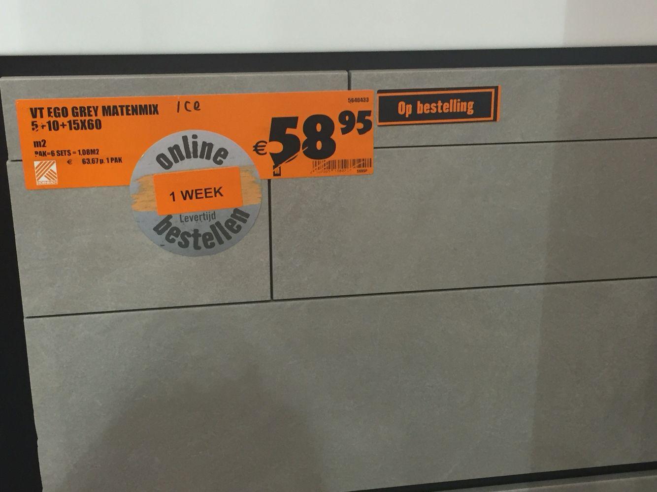 Tegels Badkamer Hornbach : Hornbach tegel eco grey toilet toilet en grey