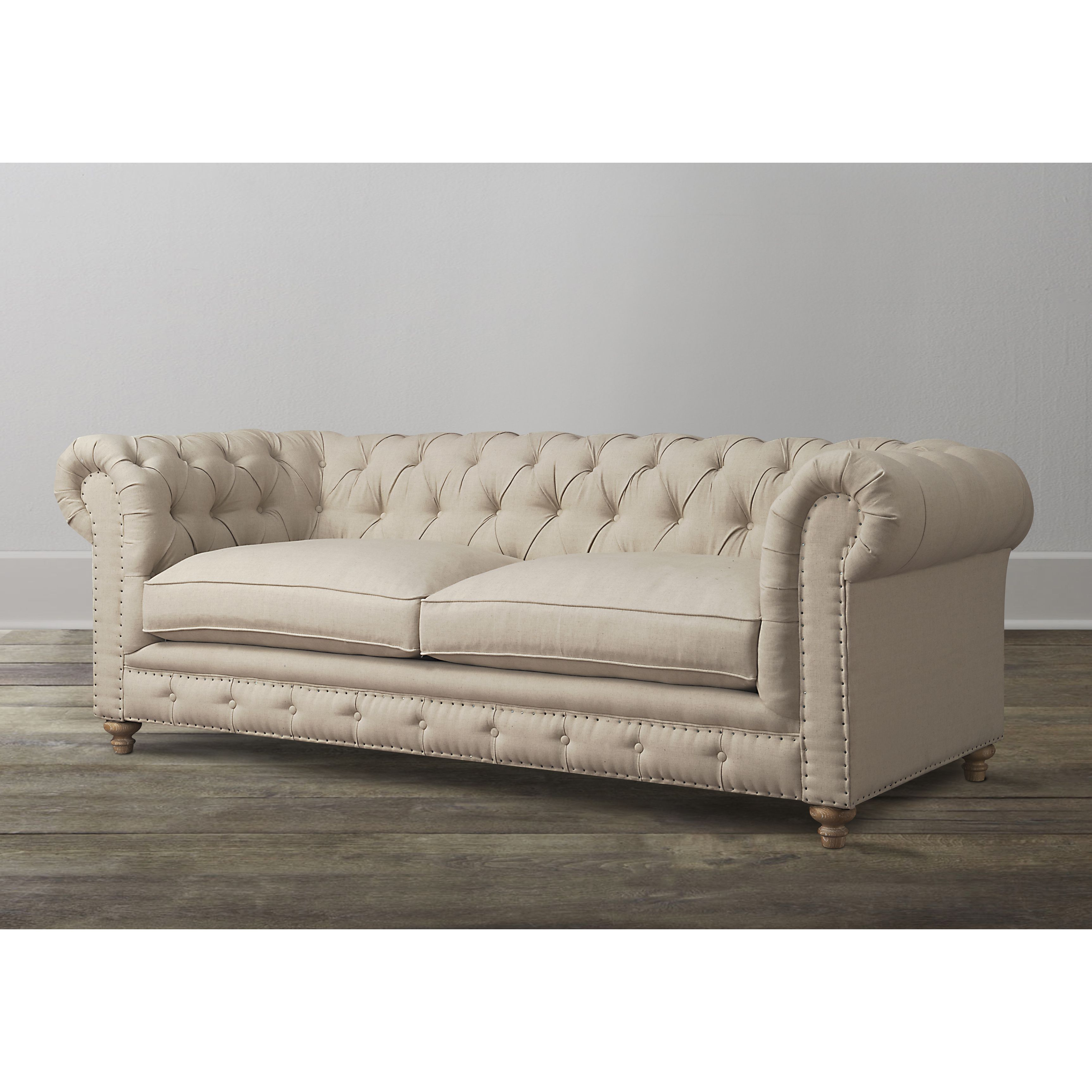 Luxury Canapé Style Chesterfield
