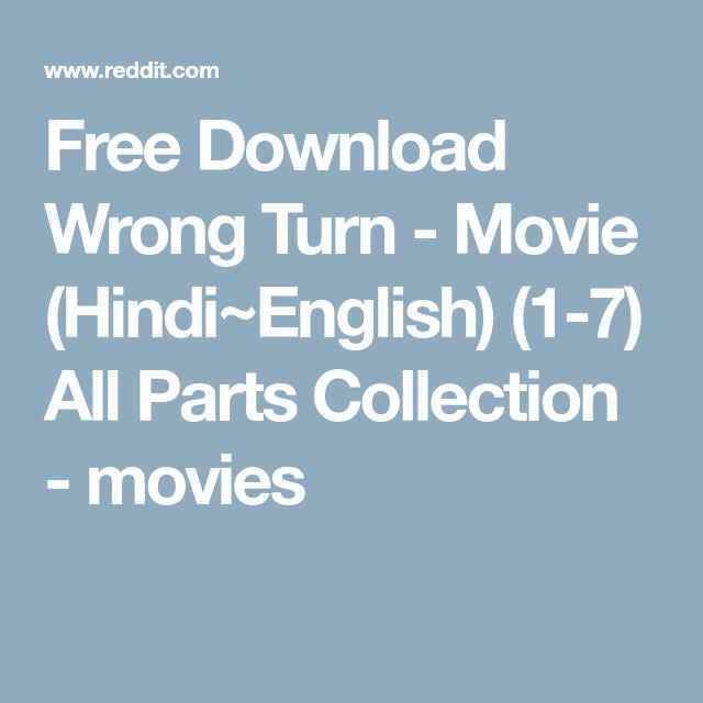 wrong turn 5 in hindi 720p torrent