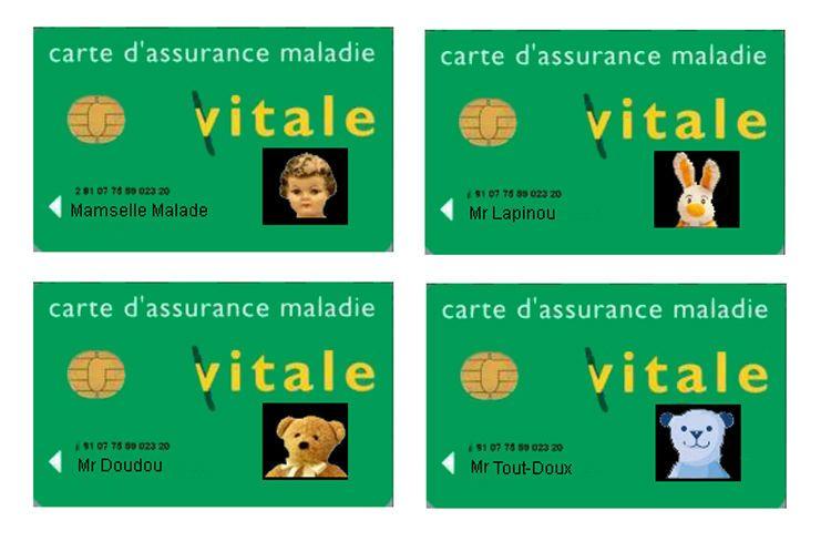 A Quoi On Joue Jouer Au Docteur Carte D Identite Et Malette