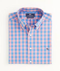Nerita Check Tucker Shirt