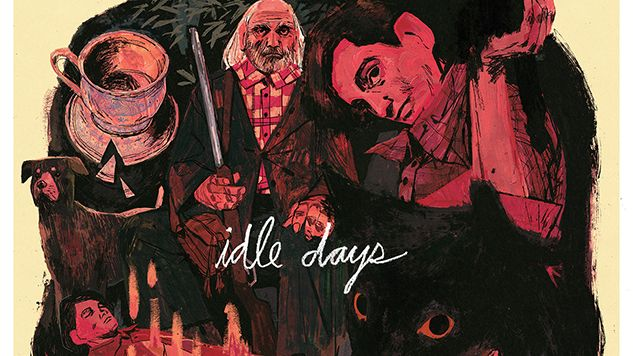 Exclusive: First Second's <i>Idle Days</i> Promises Beauty, Anxiety & Ghosts in WWII Canada