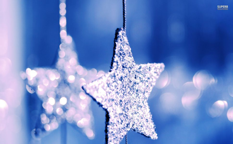 Sparkling stars HD Wallpaper