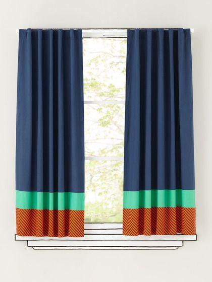 Transit Curtain Panel by Land of Nod on Gilt.com