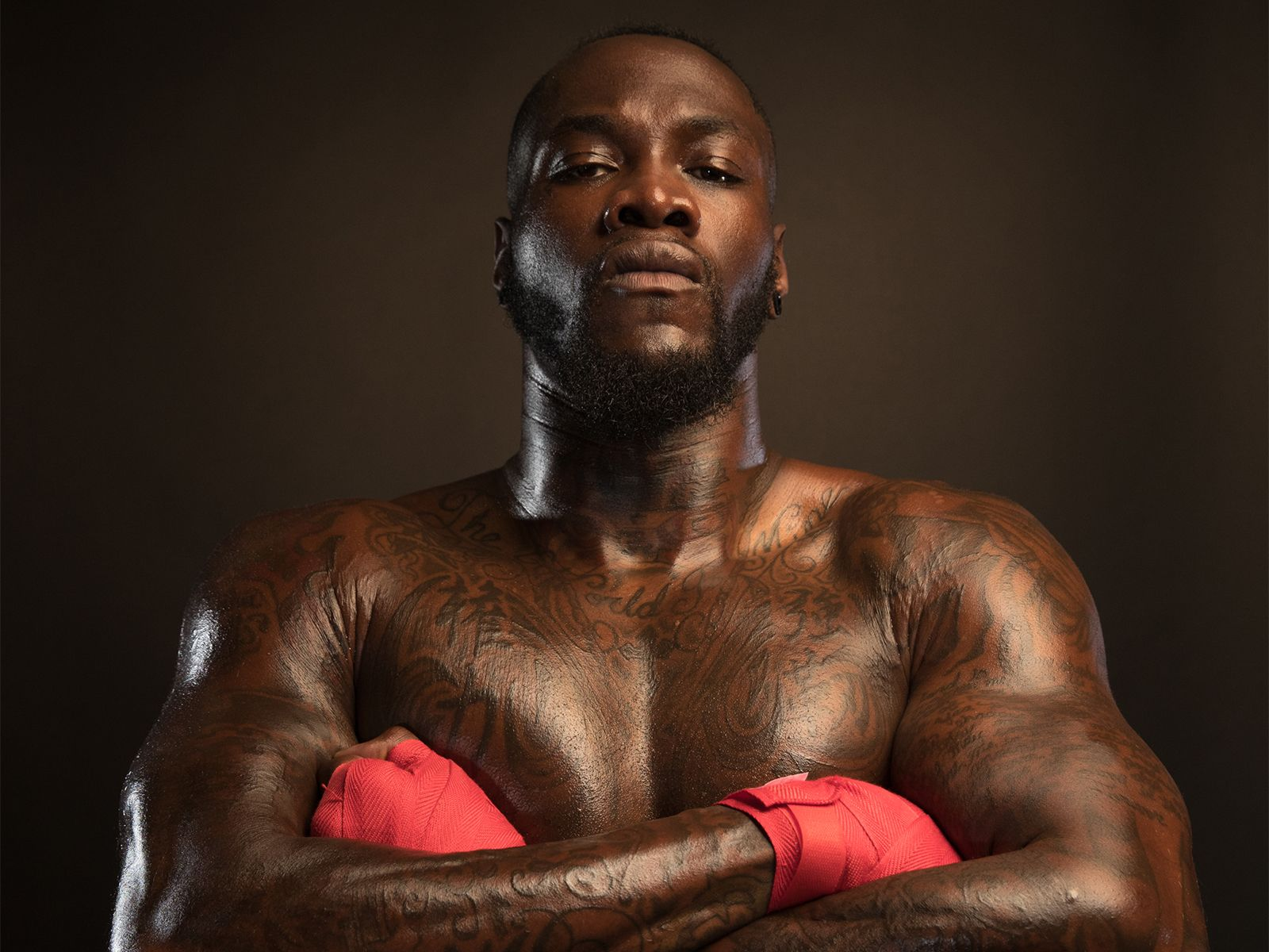 Oct 31 VIDEO: Showtime Sports: Ring Resume: Deontay Wilder | Champion