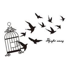 Resultado De Imagen Para Dibujos De Pajaros Volando Para Tatuar